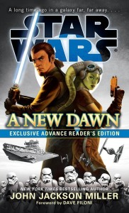 a new dawn advance copy