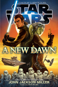 A New Dawn cover art