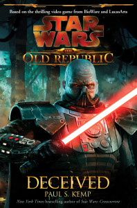 the old republic deceived cover art