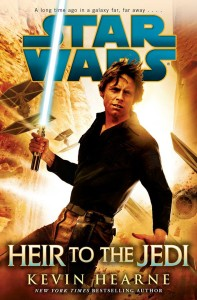 heir to the jedi cover art